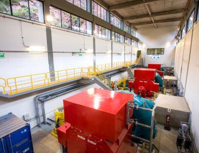 Peru – Erfolgreiche Inbetriebnahme von 20 MW Marañon und 18 MW Yarucaya HPP