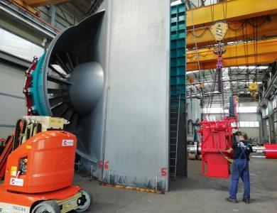 Сербия – Получен крупный заказ на три турбины типа каплан