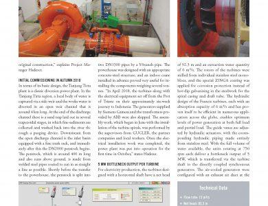 [Журнал «zek» февраль 2019] Верхняя Австрия пролонгировала ведущую роль в секторе малых ГЭС в Индонезии